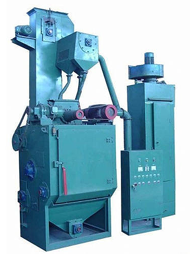 Shot Blasting Machine Turn Table Type